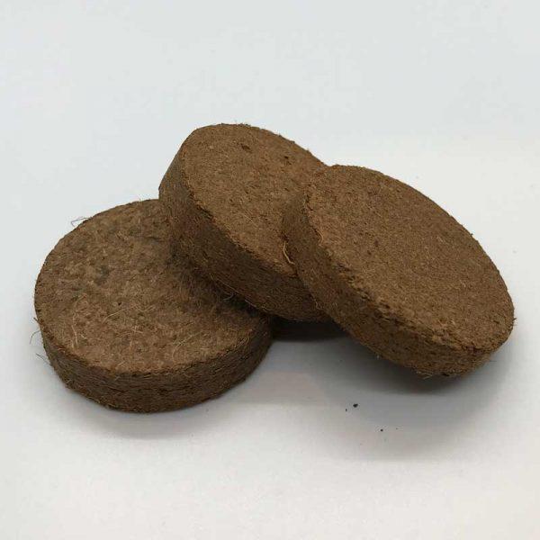 compressed coco coir