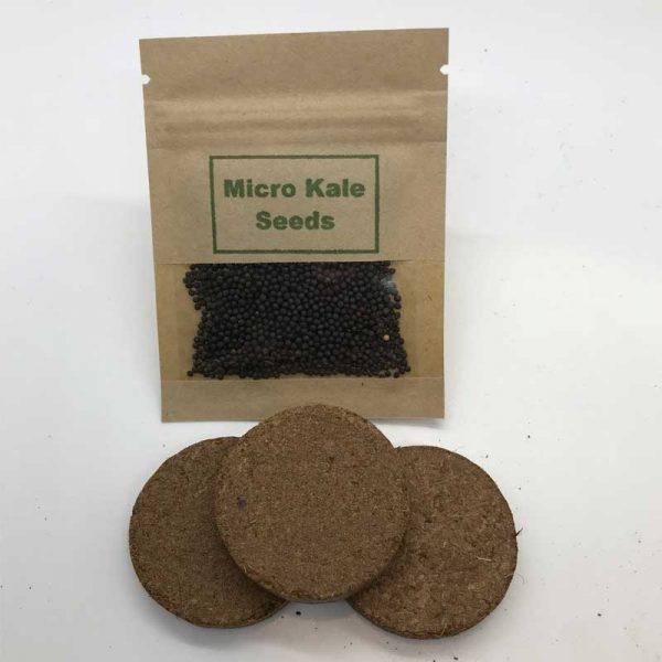 microgreen seeds kale