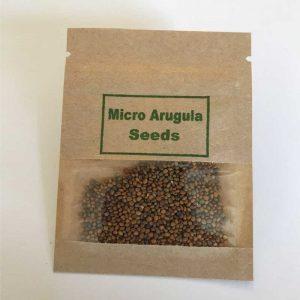 micro arugula seeds