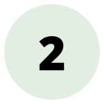 Number 2 icon