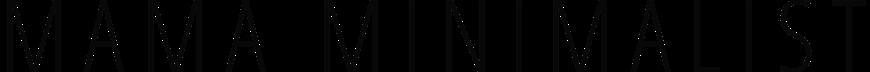 Mama Minimalist logo